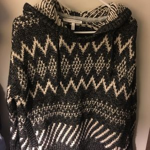 Victoria's Secret thick hooded sweater
